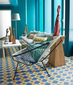 El Color en el diseño de interiores